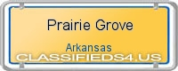 Prairie Grove board